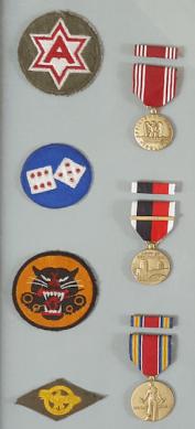medals shot